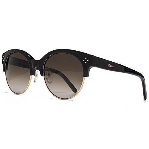 Chloe Women's Boxwood Black - Black Sunglasses Chloe