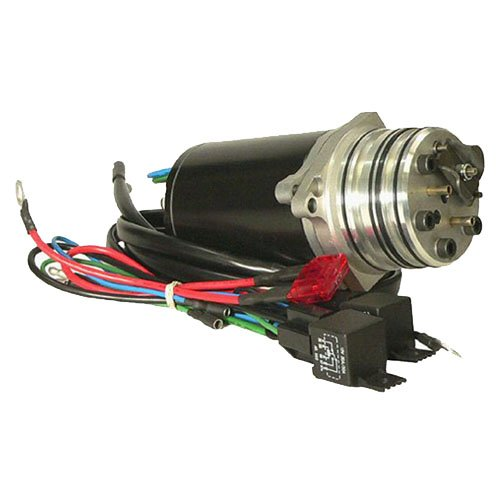 DB Electrical TRM0056 Trim Motor for Mercury Engine 40-220 HP 1985-1992/6278, PT475N, PT475TN, PT475TN-2, 99186, 99186-1, 99186T