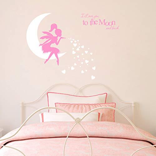 Girls Bedroom Wall Stickers - 3