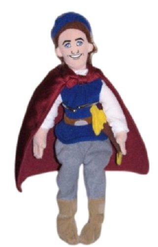 Disneys Snow White & 7 Dwarfs Bean Bag ~ Prince