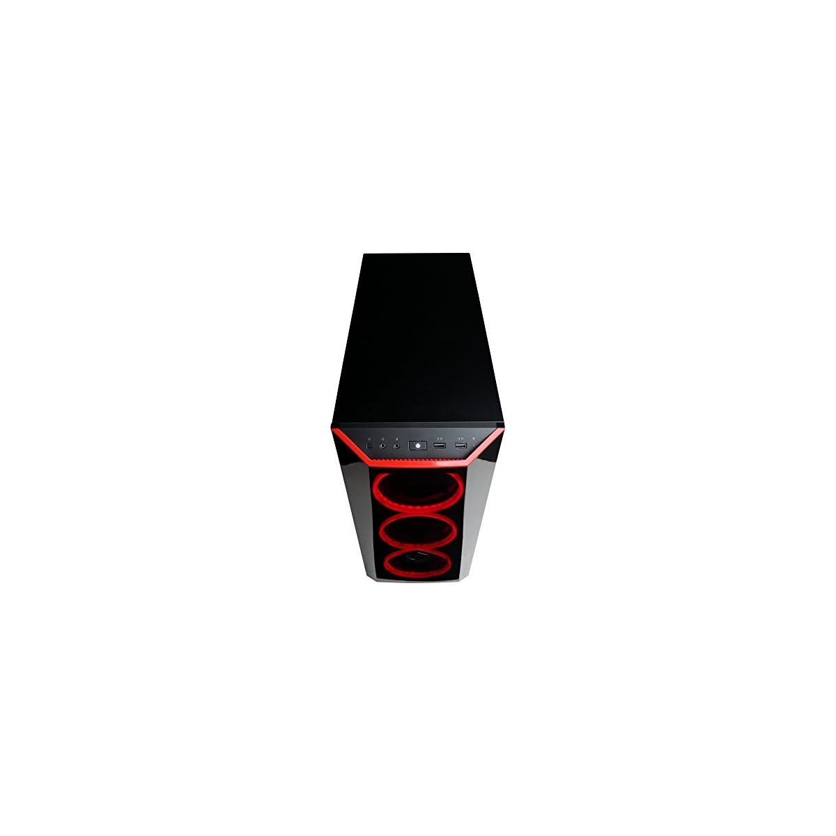 CYBERPOWERPC Gamer Xtreme GXIVR8020A5 Desktop Gaming PC (Intel i5-8400 6  Core Processor, AMD RX 580 4GB, 8GB DDR4 RAM, 1TB 7200RPM HDD, WiFi, Win 10