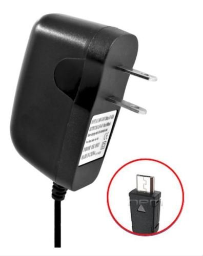 Amazon com: GSParts Wall Home AC Charger for Virgin Mobile