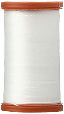 COATS & CLARK Extra Strong Upholstery Thread, 150-Yard, White by COATS&CLARK