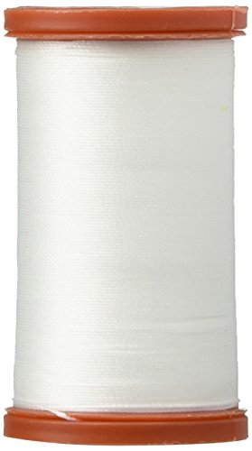 COATS & CLARK S964-0100 Extra Strong Upholstery Thread, 150-Yard, White (Upholstery White Fabric)