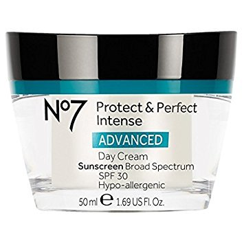 (Boots No7 Protect & Perfect Intense Advanced Day Cream SPF 30 1.69 oz)