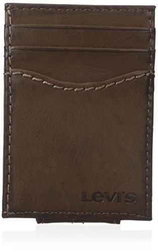 Levi's Magnetic Card Holder Wallet