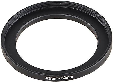 37 mm 43 mm Filter Adapter Step-Up Adapter Filteradapter Step Up 37-43