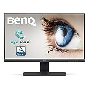BenQ 54.6 (21.5-inch) LED Backlit Computer Monitor, Full HD, Borderless, IPS Monitor, Brightness Intelligence Technology…