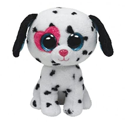 Amazon Com Ty Beanie Boos Chloe Dalmatian Large Justice