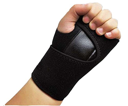 Jadedragon removable splint Wrist Brace Wris Support for Carpal Tunnel, Tendonitis, Wrist Pain Mouse hand syndrome& Sports Injuries For men and women Left and right hand