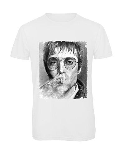 T-shirt Oasis Liam Smoke