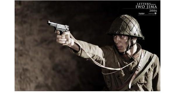 Cartas de Iwo Jima Póster de película E 11 x 17 en - 28 cm x ...