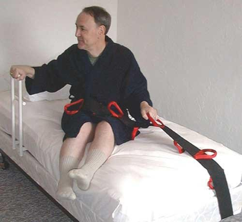SafetySure Bed Pull-Up 64'' x 4''