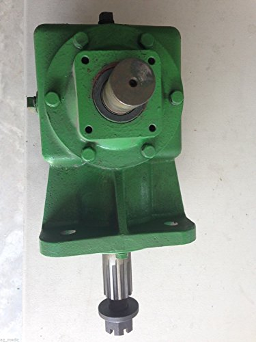 Replacement 60hp John Deere Rotary Cutter Gearbox Fits RC1048 and RC2048