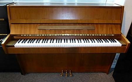 Kawai Piano – Nogal Medio usado: Amazon.es: Instrumentos ...