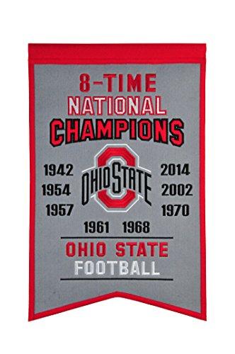 - NCAA Ohio State Buckeye Champions Banner