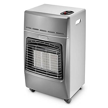 Estufas/Estufa Gas ad infrarrojos delonghi 4200 W MOD. IR3010.Gy Color Silver