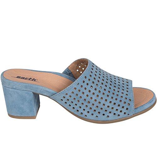 Chaussures De Terre Ibiza Ciel Bleu