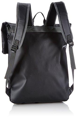 BREE Collection Punch 93, Blue, Backpack, Borsa Zaino da donna Nero (Black 900)