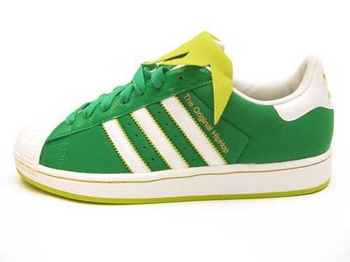 Adidas Superstar Ii Grodan Kermit Mens Skor G49999 (9)