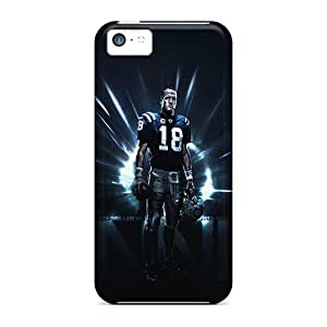 Premium Tpu Indianapolis Colts Cover Skin For Iphone 5c