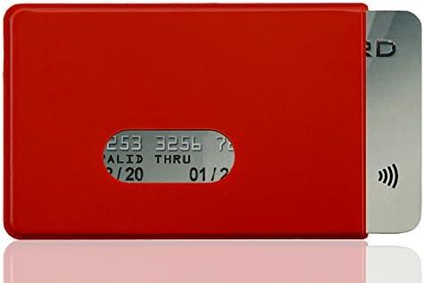 Reiseaccessoires 3x Rfid Schutzhülle Schwarz Bank Ec-karte Hülle Personalausweis Kartenhülle