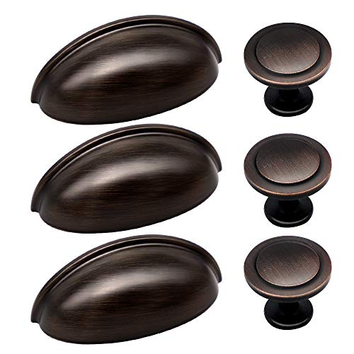 Cup Handle Oil Rubbed Bronze - 7