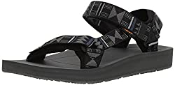 Teva Men's M Original Universal Premier Sport Sandal, Beach Break Grey, 9 M Us