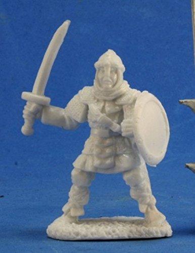 Bones Anhurian Swordsman (3) Miniature Reaper