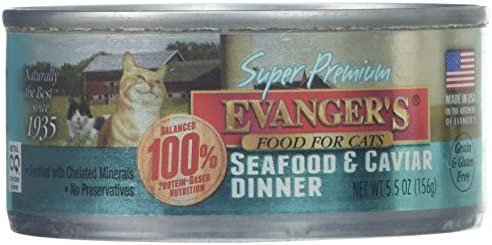 Evanger s Super Premium Dinner for Cats