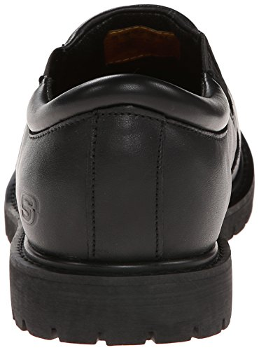 Gore Goddard Black Lavoro Cottonwood On 77046 Slip Doppia Skechers PTXqwt