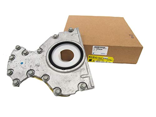 Genuine GM 12639250 Crankshaft Oil Seal Housing, Rear ()