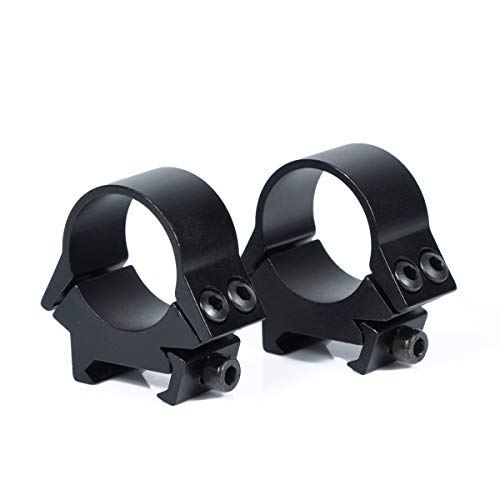 1 inch low profile scope rings - 8