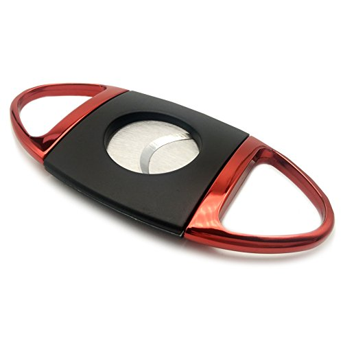 CyJay - Cigar Cutter Stainless Steel Guillotine