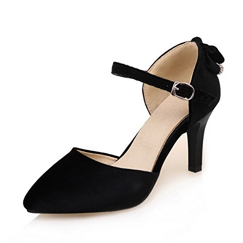 Femme Sandales Noir BalaMasa Compensées BalaMasa Sandales g1nUFCx