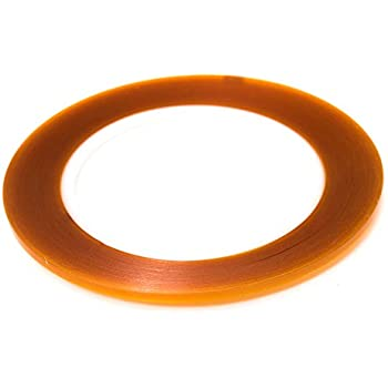 Bertech Double Sided Polyimide Tape, 1/8