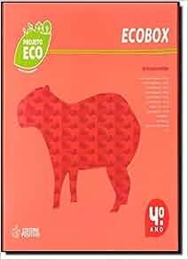 Projeto Ecobox - 4º Ano (Caixa) - Ensino Fundamental I