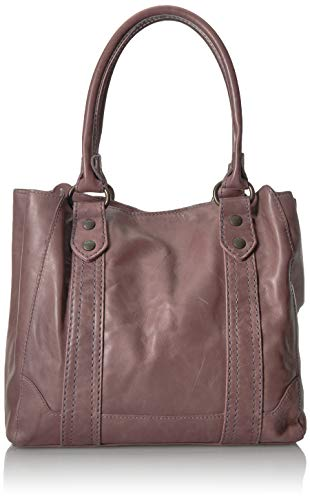 FRYE Melissa Tote Leather Handbag, lilac from FRYE