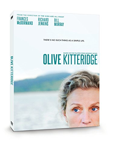 DVD : Olive Kitteridge (Amaray Case, Slipsleeve Packaging)