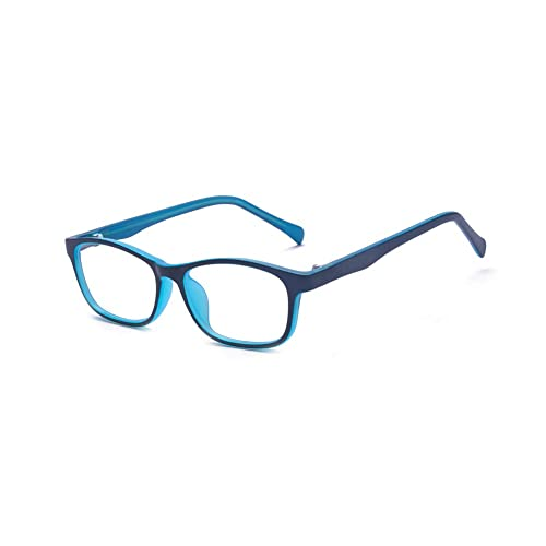 5a1fbf17c89 Outray Kids Classic Rectangle Optical Prescription Glasses Frame with Clear  Lens