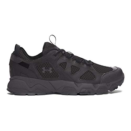 Under Armour Men's Mirage 3.0 Hiking Shoe, Black (001)/Black, 13