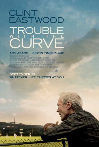 Trouble with the Curve Poster ( 11 x 17 - 28cm x 44cm ) (2012)