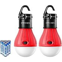 2 Pack/4 Pack E-TRENDS Portable LED Lantern Tent Light...