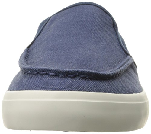 Timberland Mens Newport Bay Canvas Mt Slip on Navy Canvas 09n0IQ8Ilv