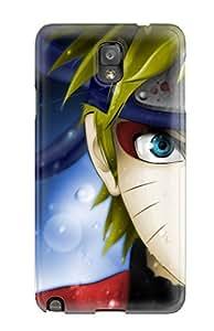 Galaxy Note 3 EkbvXrh5218gMoiD Anime Narutos Tpu Silicone Gel Case Cover. Fits Galaxy Note 3