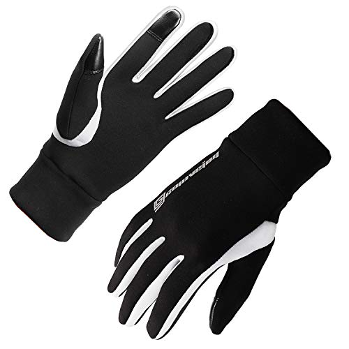 - Letlar Cycling Gloves, Waterproof Lightweight Gloves with Touchscreen Fingers for Men and Women Fleece Lining Gloves for Riding, Motorcycle, Running, Driving & Outdoor Sports (X-Large)