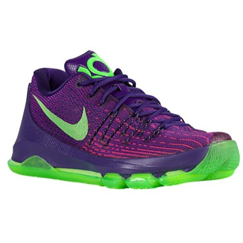 Nike Men's KD 8 Basketball Shoes Purple 749375-535 (9)