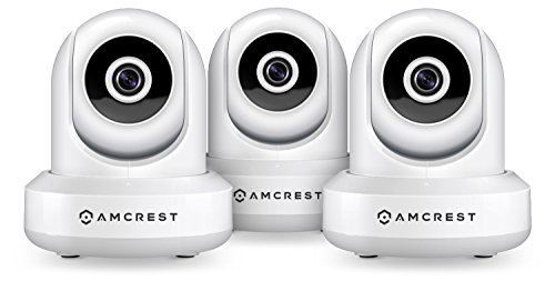 Amcrest Wireless Security Camera IP2M841 Optional Recording