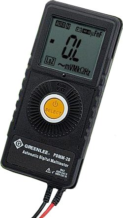 Multimeter Dmm-2pack by Greenlee