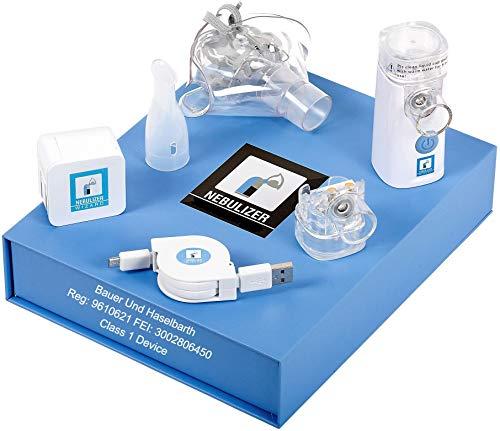 Medicinal Nonventilatory Nebulizer Atomizer